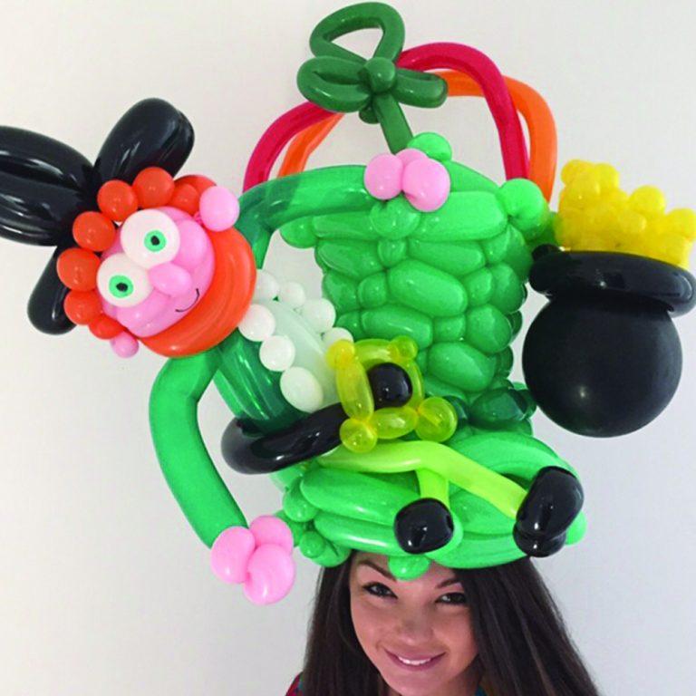 Ballon Modelling 1